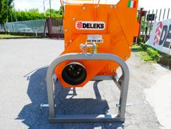 scheiben holzhäcksler für traktor mod dk 1200