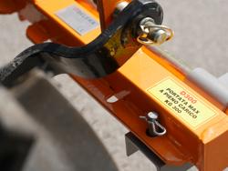 palettengabel für kleintraktoren wie z b kubota mod d 300