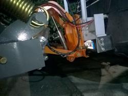 schneeschild 175 cm für geländewagen mittelschwere ausführung mod ln 175 j