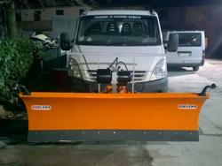schneeschild 200 cm für geländewagen mittelschwere ausführung mod ln 200 j