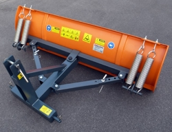 schneepflug mit dreipunkt aufnahme 170cm leichte ausführung mod lns 170 c