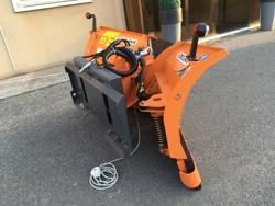 schneepflug für minibagger mod lnv 180 m
