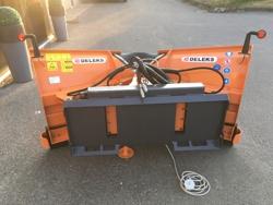 schneepflug für minibagger 250 cm mod lnv 250 m