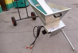 hydraulischer förderband für traktoren mod ntl