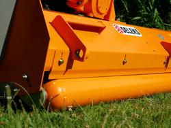 mulcher mit seitenverstellung für mittelschwere ausführung 140 cm mod puma 140
