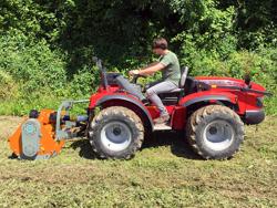 mulcher für front u heckanbau mittelschwere ausführung 160 cm mod puma 160 rev