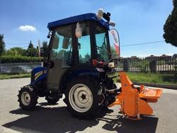 bodenfräse leichte ausführung für traktoren mod dfl 115