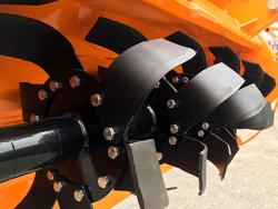 bodenfräse für traktoren mod dfh 135