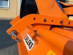 umkehrfräse mit feinkrümmelwalze für traktor mod dfu 140
