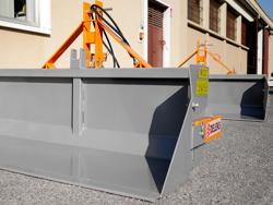 hydraulische kippmulde 180 cm breit schwere ausführung mod pri 180 h