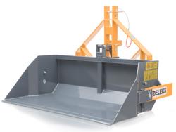 mechanische kippmulde 140 cm breit schwere ausführung mod prm 140 h