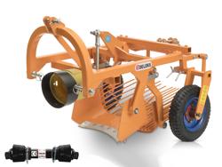 kartoffelroder für traktoren mod dpt 120