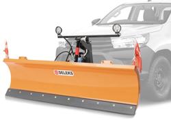 schneeschild 130 cm für atv geländewagen leichte ausführung mod lns 130 j
