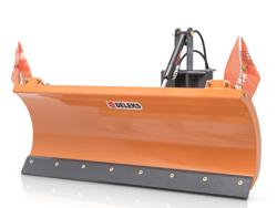 schneeschild mit universalplatte 210cm leichte ausführung mod lns 210 a