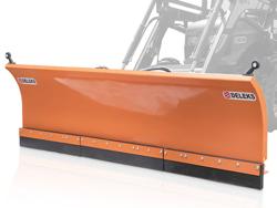 schneeschild mit euroaufnahme für frontlader schwere ausführung mod ssh 04 2 6 e