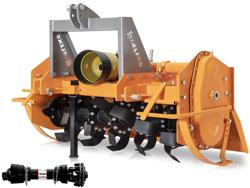 bodenfräse für traktoren mod dfh 150