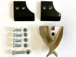 ersatzbohrschneiden für bohrspitze ø10cm