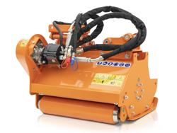 hydraulischer mulchkopf für minibagger mod arh 100