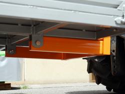 auskippbarer heckcontainer für traktoren mod t 2000