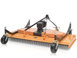 sichelmäher mit 3 horizontal angelegten messern 150cm mod dm 150
