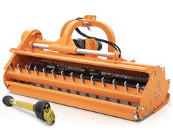 mulcher mit hammerschlegel hydraulisch verstellbar schwere ausführung mod toro 200