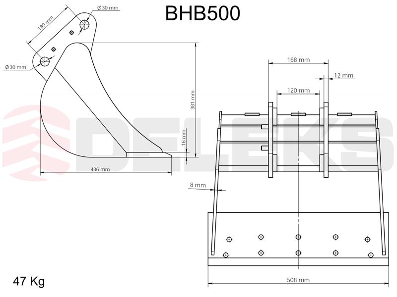 schaufel-für-minibagger-bhb-500