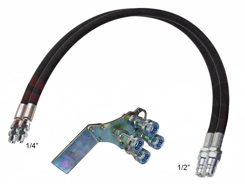 2-hydraulikschläuche-4-00m-halterung