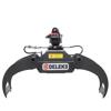 holzzangen mit oder ohne rotor sind ideal für holzstämme und stauchwerk für forstkräne minibagger aller marken