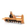 bodenfräse für traktoren leichte ausführung mit manuele seitenverstellung
